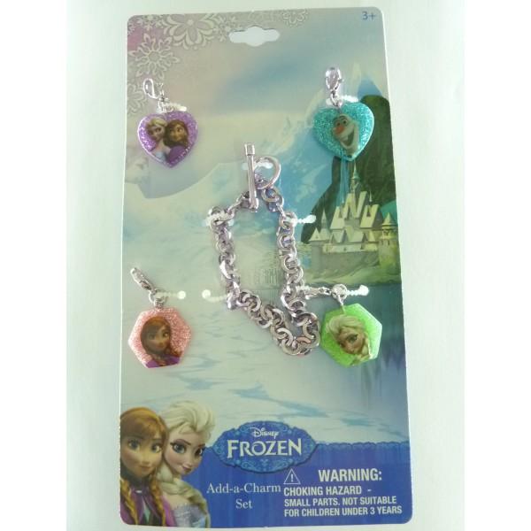 Disney Frozen Kids charm bracelet