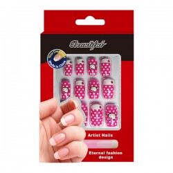 Hello Kitty 12 pcs Art Nail box set