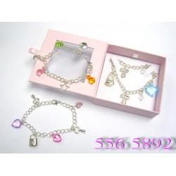 Simba Kids Charms bracelet 3 Assorted